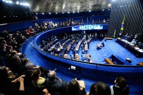 Absurdo! Em plena crise, senadores aprovam reajuste de salários (veja o vídeo)