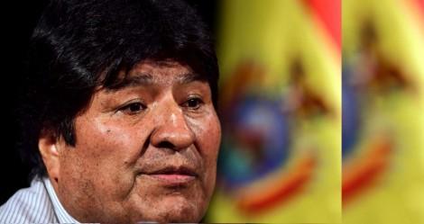 Morales teve um filho com uma menor de idade, afirma vice-ministro da Bolívia (veja o vídeo)