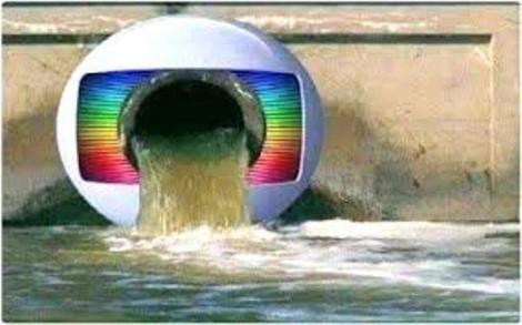 A grande farsa da Globo! Cadê o áudio do repórter? (veja o vídeo)