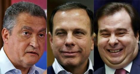 Vale tudo contra Bolsonaro: Rui Costa admite aliança do PT com DEM e PSDB