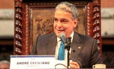 Finalmente a Justiça alcança André Ceciliano, o petista que preside a Alerj