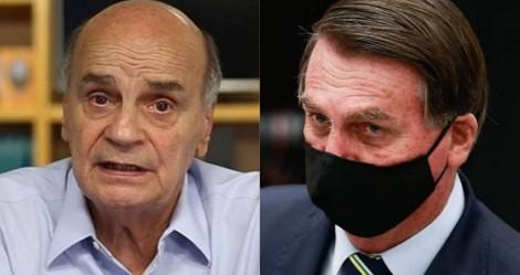 """Como um bom """"ator"""" global, Drauzio Varella ataca Bolsonaro e distorce sua fala (veja o vídeo)"""