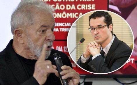 Sumido, Lula usa doença da filha de Deltan para atacar e tentar aparecer