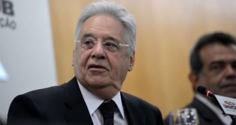 """Temeroso e antevendo nova vitória de Bolsonaro, FHC diz que criação da reeleição foi um """"erro"""" (veja o vídeo)"""
