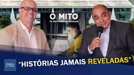 O Mito – Livro faz registro histórico de Bolsonaro no Palácio da Alvorada (veja o vídeo)