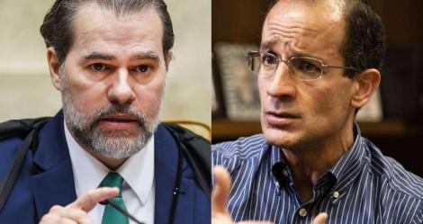 Toffoli deixa a presidência e revista censurada por Moraes revela tudo o que Marcelo Odebrecht disse à PGR