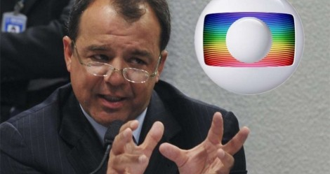 Globo e Corrupção, tudo a ver: Cabral delata o esquema da Globo (veja o vídeo)