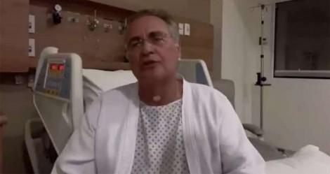 O cinismo e o vitimismo de Renan: Seu estado de saúde não anula as consequências dos seus atos (veja o vídeo)