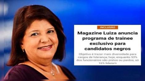 """A dona do Magazine Luíza, o discurso por uma sociedade segregada e o aplauso dos """"justiceiros sociais"""""""