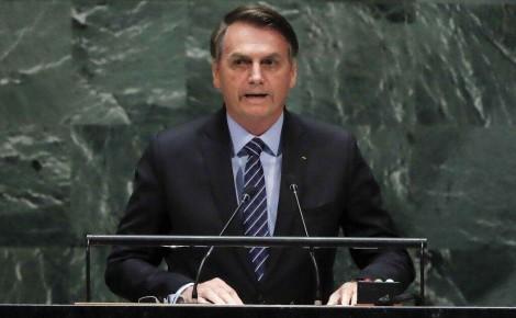 Bolsonaro na ONU: É preciso enxergar a importância desse momento histórico (veja o vídeo)