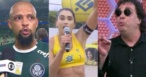 """A hipocrisia do """"craque"""" Casagrande: Posicionamento político, só se for contra Bolsonaro..."""