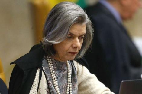 """Cármen Lúcia, a nona vítima da """"festinha"""" no STF"""