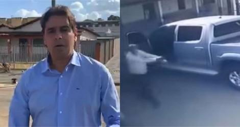 Irmão de prefeito mata adversário e prefeito diz que seu governo é feito com 'diálogo' (veja o vídeo)