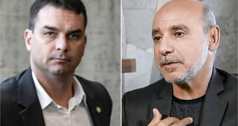 Flávio e Queiroz não foram denunciados pelo MP
