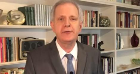 """Augusto Nunes certeiro: """"A minoria derrotada não admite ver o país governado por quem ganhou a eleição"""" (veja o vídeo)"""