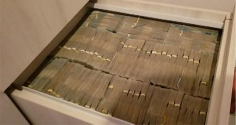 Polícia encontra R$ 8 Milhões no armário de dono de rede de farmácias, em operação contra sonegação e lavagem de dinheiro (veja o vídeo)