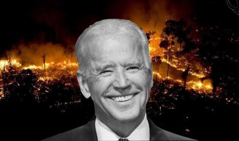 A esquerda escancara subserviência e hipocrisia e aplaude o discurso leviano de Joe Biden