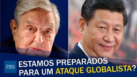 Alerta: Vírus chinês foi só o início de uma trama global? (veja o vídeo)