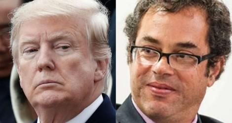"""Colunista da Folha ataca novamente: """"Por que torço para que Trump não se recupere"""""""