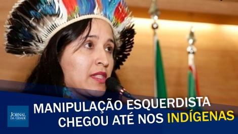 """""""ONGs aparelharam algumas aldeias indígenas"""", afirma Sandra Terena (veja o vídeo)"""
