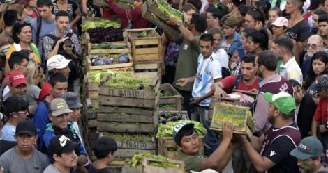 A dramática situação da Argentina: Passos largos a venezuelização