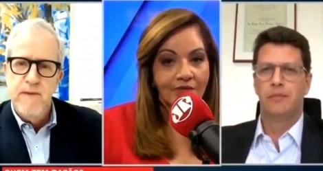 Salles desmoraliza ambientalista e diz que Marina Silva foi um desastre (veja o vídeo)