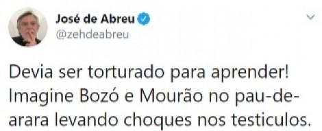 470x0_1602539872_5f84d160e7f78_hd Em novo episódio de puro ódio, Zé de Abreu pede tortura a Bolsonaro e Mourão