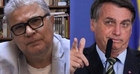 """Noblat faz enquete, dá um """"tiro no pé"""" e confirma popularidade de Bolsonaro"""