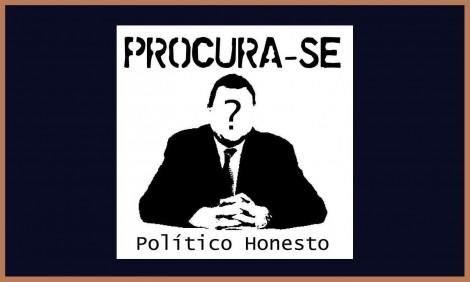 O candidato ideal nas próximas eleições: É o honesto!