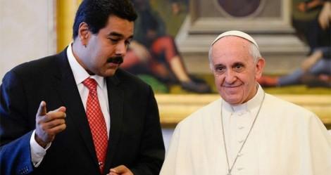 Maduro usa declarações de Francisco e diz que Assembleia vai 'analisar' o casamento gay na Venezuela