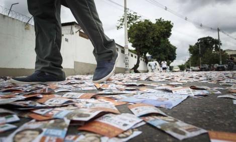 Relatório aterrorizante demonstra o Tráfico de Drogas infiltrado nas eleições do Rio