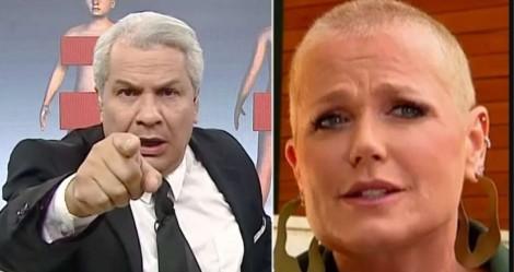 Sikêra Jr. é denunciado ao MP após chamar Xuxa de 'pedófila' (veja o vídeo)