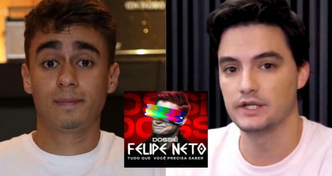 MP aceita representação contra Felipe Neto e analisará o 'Dossiê' que o desmascara (veja o vídeo)