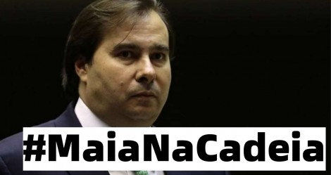 Povo clama e #MaiaNaCadeia chega ao topo do Trending Topics
