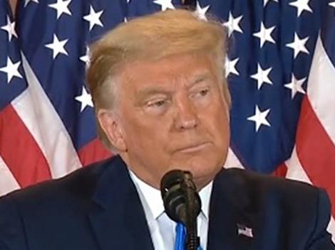 Trump se diz vitorioso, denuncia fraude e afirma que irá apelar para a Suprema Corte