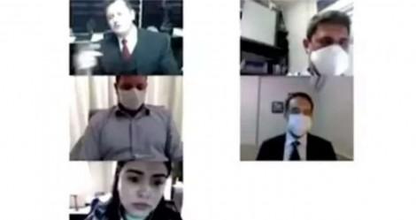 """MP diz que o The Intercept """"manipulou"""" o vídeo da audiência com Mari Ferrer (veja o vídeo)"""