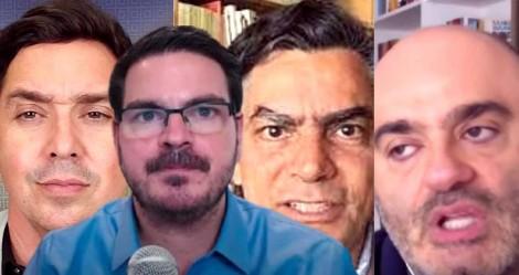 """""""Antas"""" e o inadmissível desrespeito com um jornalista gabaritado: Pura inveja e covardia"""