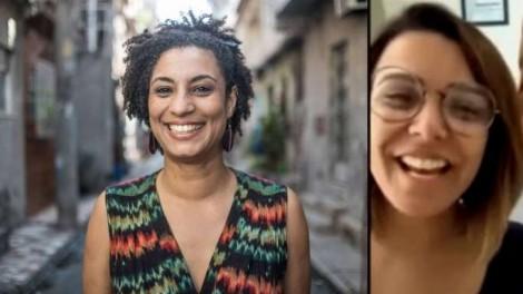 Professora que afirmou que Bolsonaro armou para matar Marielle, demitida, diz que se expressou mal (veja o vídeo)