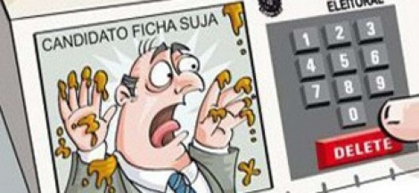 A justiça brasileira continua a mesma... e a sua cronologia também!!!  Tem condenado nas urnas!
