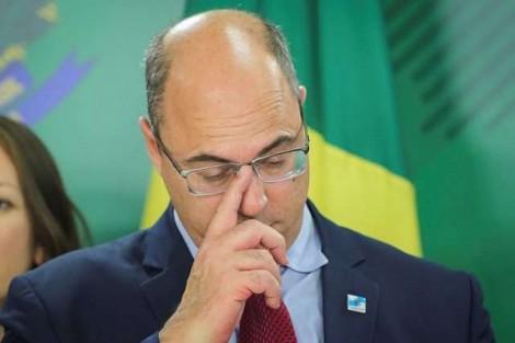 Witzel sofre nova derrota: STF decide que processo de impeachment é válido