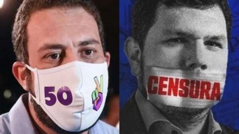 Por denúncia contra Boulos, Moraes determina a terceira busca e apreensão contra o jornalista Oswaldo Eustáquio