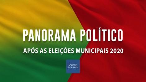 Live TV JCO – Panorama político do Brasil após as eleições municipais 2020