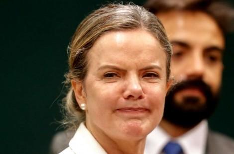 "O cinismo de Gleisi ao atacar Obama por ter se referido a Lula como ""criminoso"""