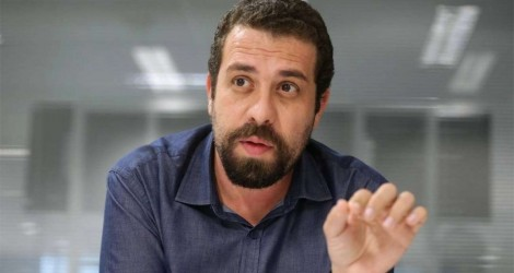 Fanfarrão, Boulos diz agora que não disse o que disse (veja o vídeo)