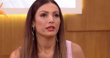 """Patrícia Poeta chama vândalos que quebraram Carrefour de """"vândalos"""" e é 'cancelada' na web pela militância (veja o vídeo)"""