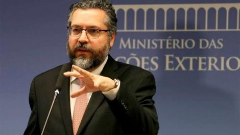 """Itamaraty responde nota """"ameaçadora"""" da embaixada da China e dá exemplo de democracia"""