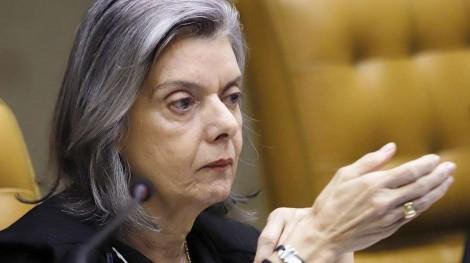 Em nova aberração advinda do STF, Carmem Lúcia quer limitar rede social de Jair Bolsonaro