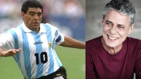 Para não dizer que não falei de Maradona... Dá pra separar a arte do artista?