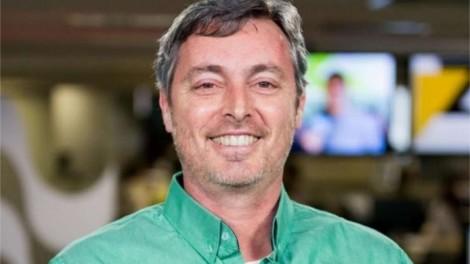"""Afiliada da Globo """"passa o pano"""" em jornalista que """"glorificou"""" assalto em Criciúma (veja o vídeo)"""