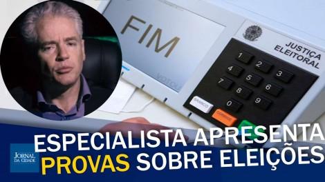 """""""Quem controla o chip, controla a urna"""", afirma especialista que investiga fraudes no sistema eleitoral (veja o vídeo)"""